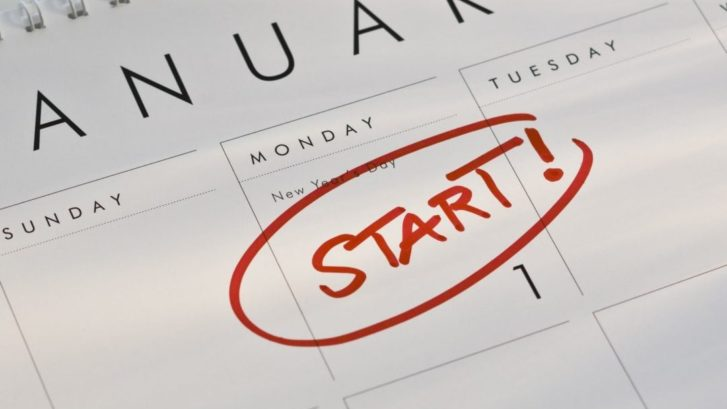 You are currently viewing Start the New Year Off Right