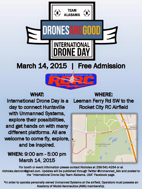 International Drone Day