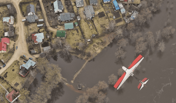 You are currently viewing Help from above: drones, not divine intervention